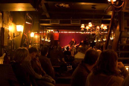 Jazz Café Cafe Alto What's Live Muziek Amsterdam
