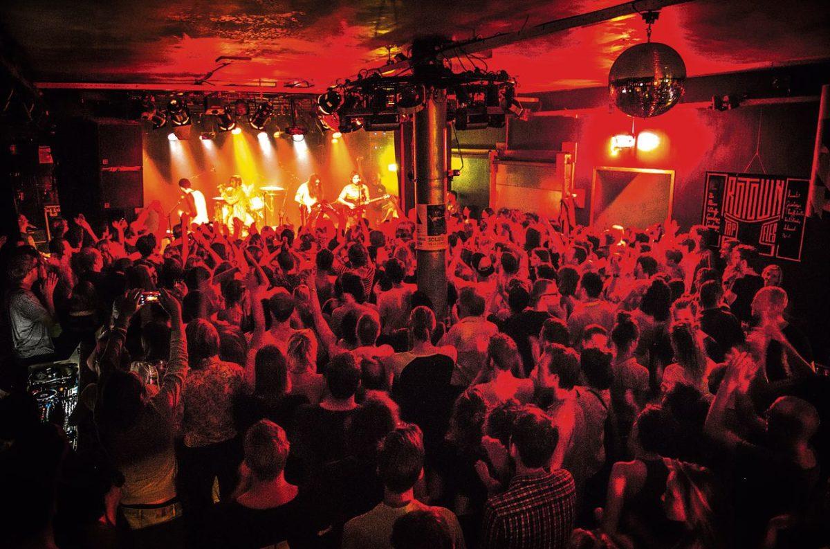 Rotown What's Live Muziek Rotterdam