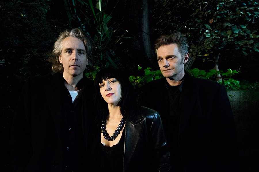 SEXY NOISE (Lydia Lunch/James Johnston/Ian White) + PIG FRENZY