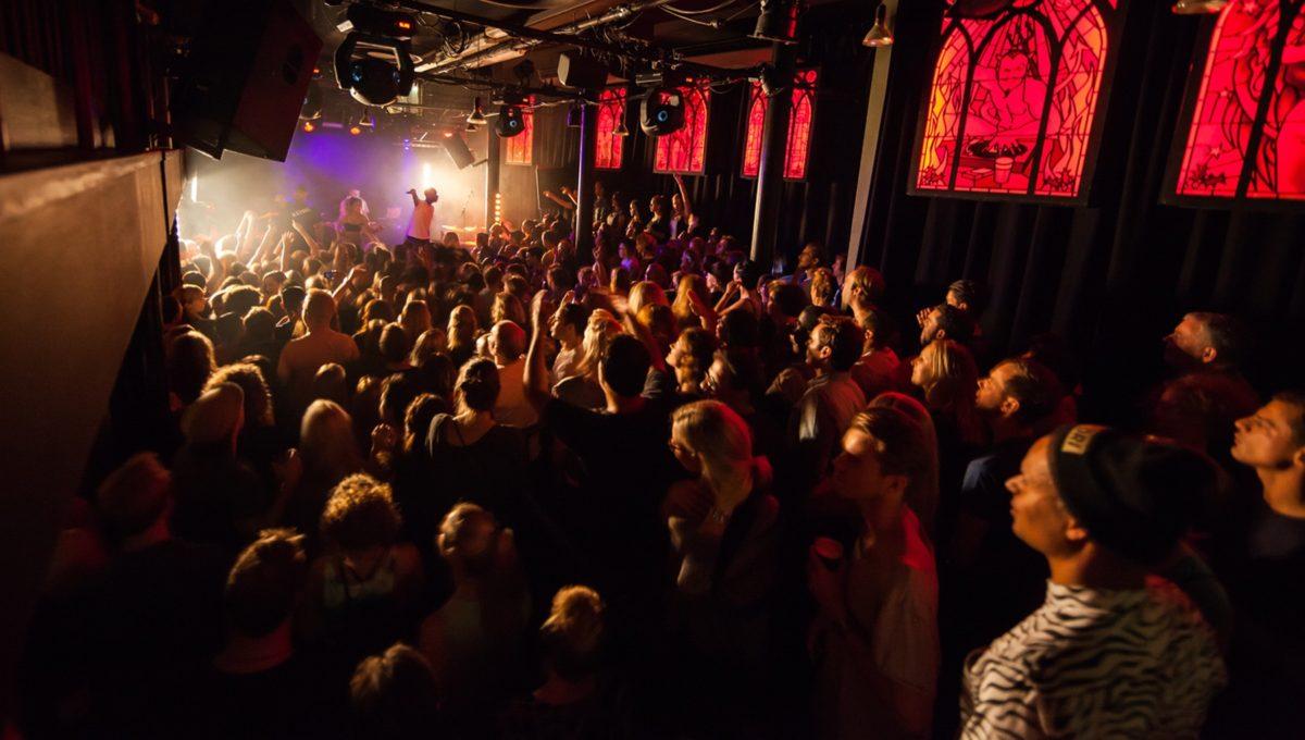 Bitterzoet What's Live Muziek Amsterdam