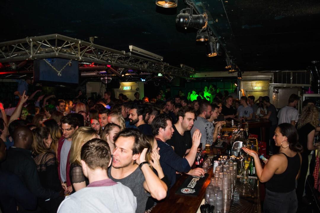 Club Vibes What's Live Muziek Rotterdam