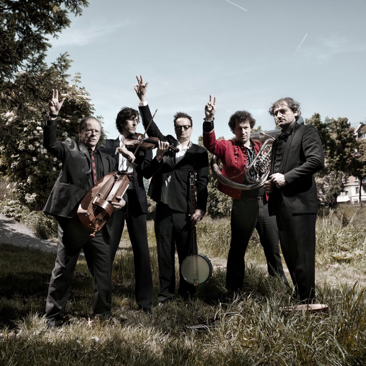 DEAD BROTHERS (Zwi – Voodoo Rhythm) + Rommelhond
