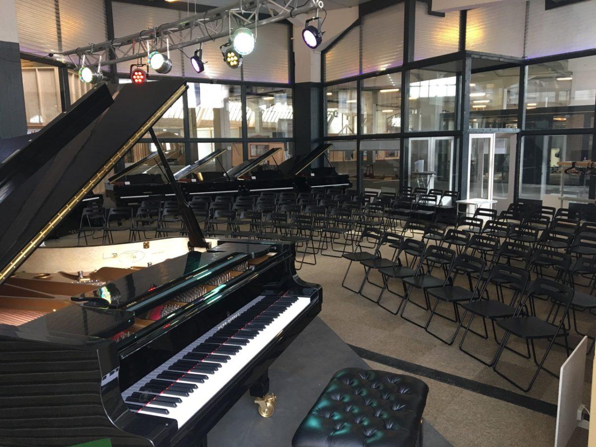 Fenix Music Factory What's Live Muziek Rotterdam