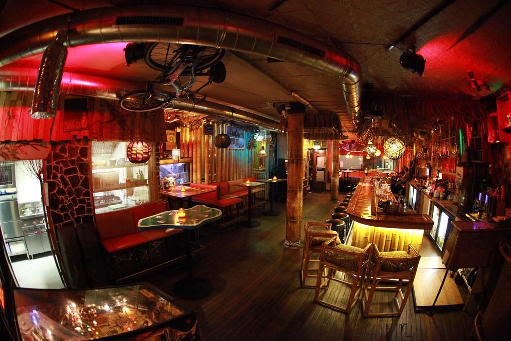 Club Tikis Tiki's What's Live Muziek Rotterdam