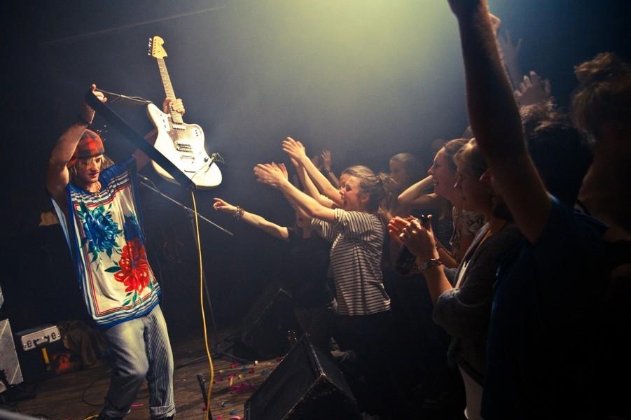 Merleijn Merleyn What's Live Muziek Nijmegen © Martijn Schilderink