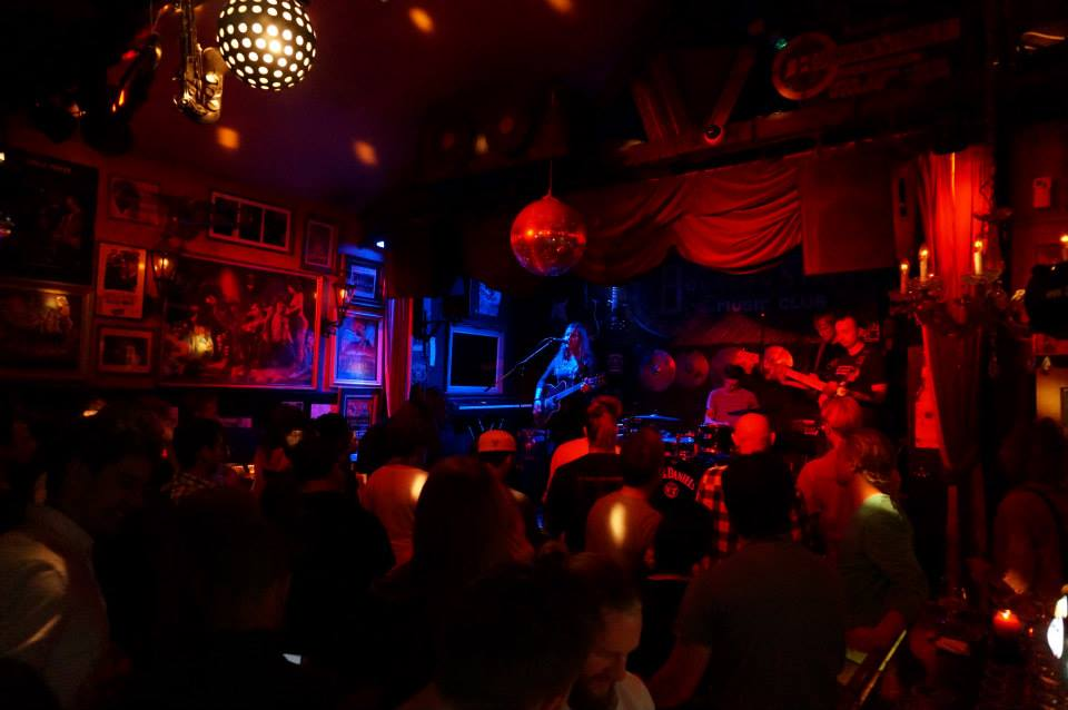 Bourbon Street What's Live Live muziek Amsterdam