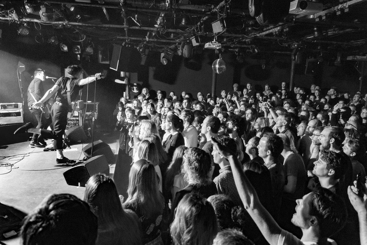 EKKO ekko What's Live Live muziek Utrecht