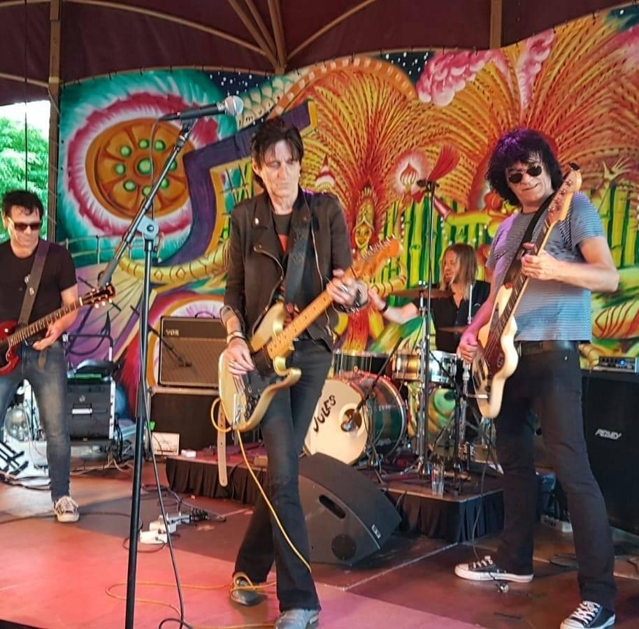 Jammen met Rock 'n Roll Nico