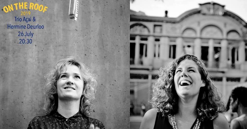 Trio Açai & Hermine Deurloo