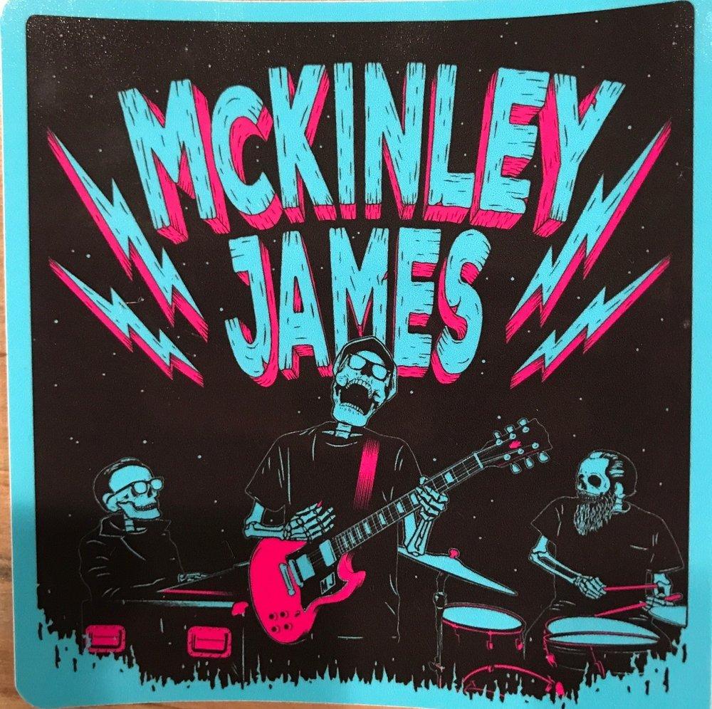 McKinley James + support