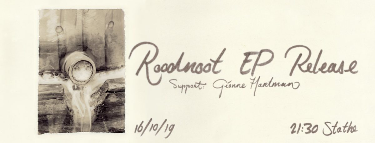Roodnoot support by Géonne Hartman