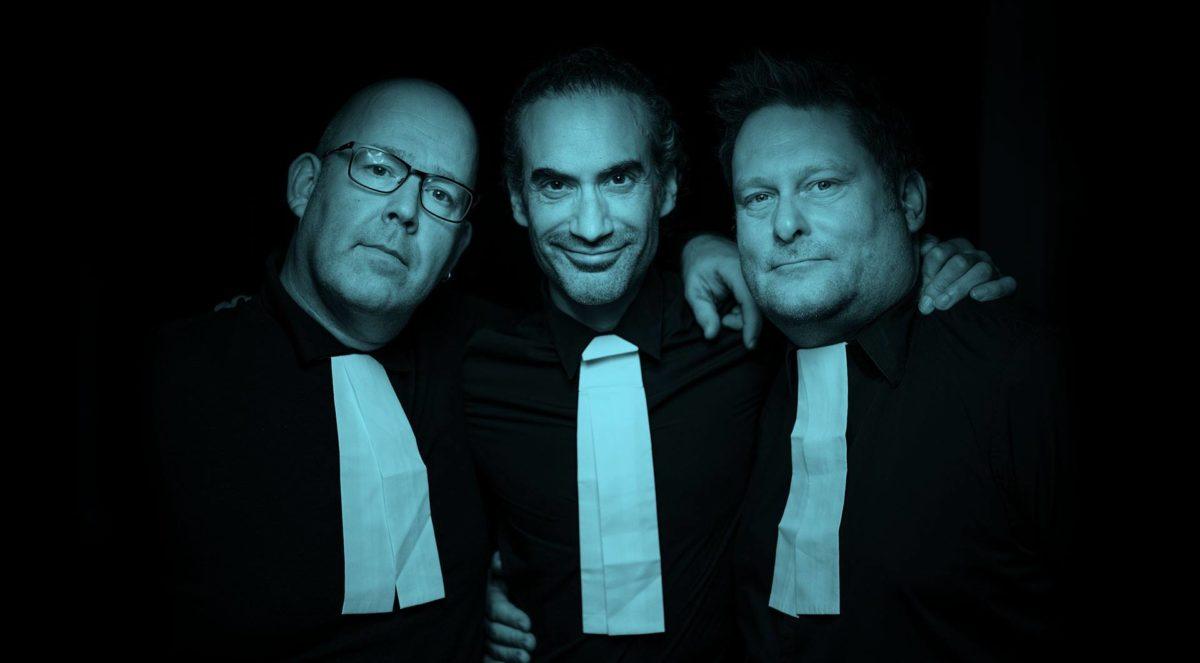 The Preacher Men