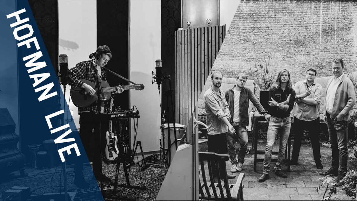 Hofman Live: A. Johnson + Folvo