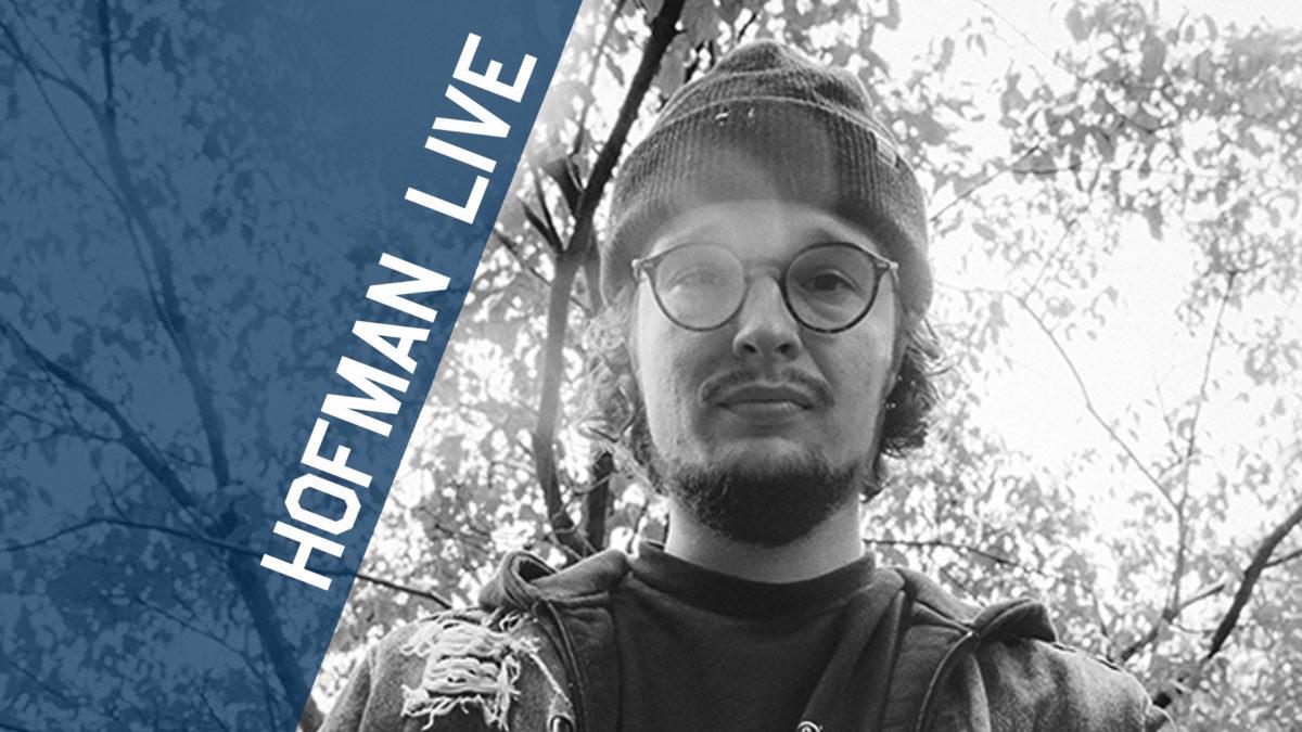 Hofman Live: Jeroen Antoine