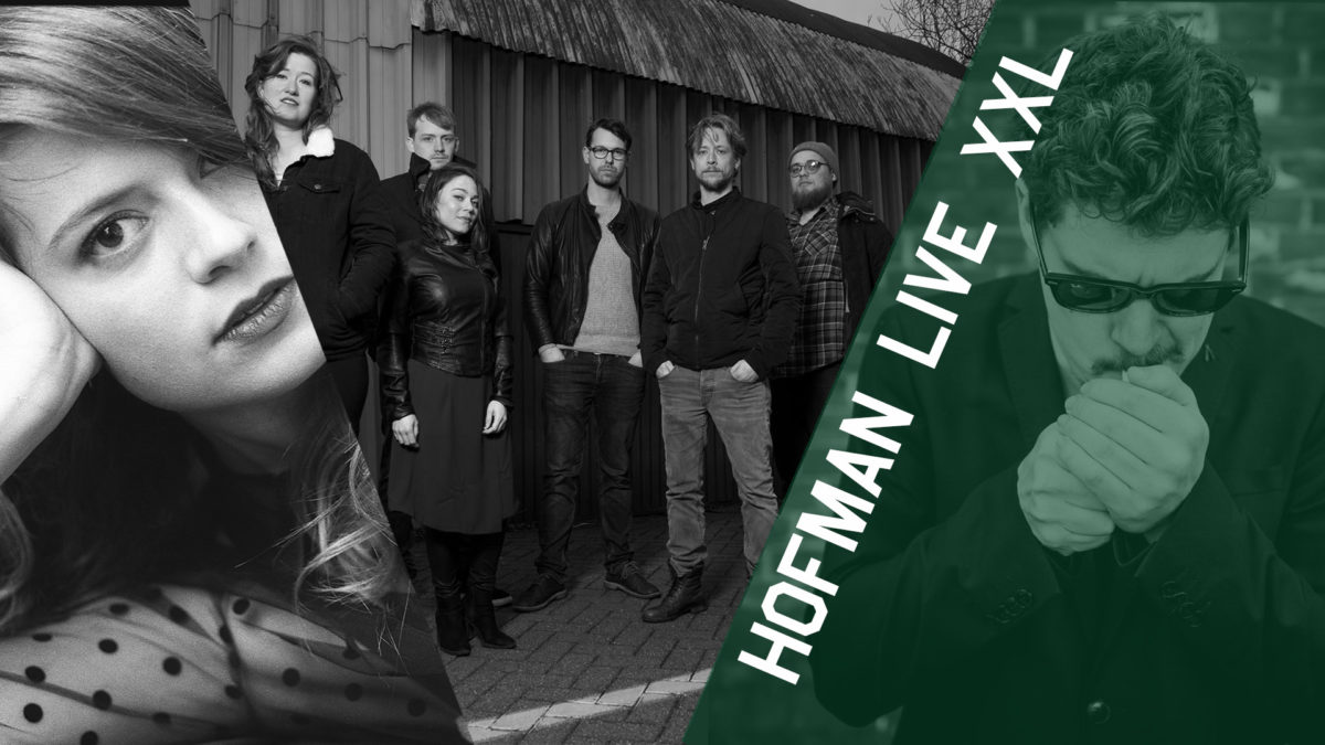 Hofman Live XXL: Suzy V, Wooden Soldiers, Potman Jr. & The Professionals